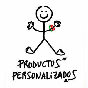 Botón productos personalizados