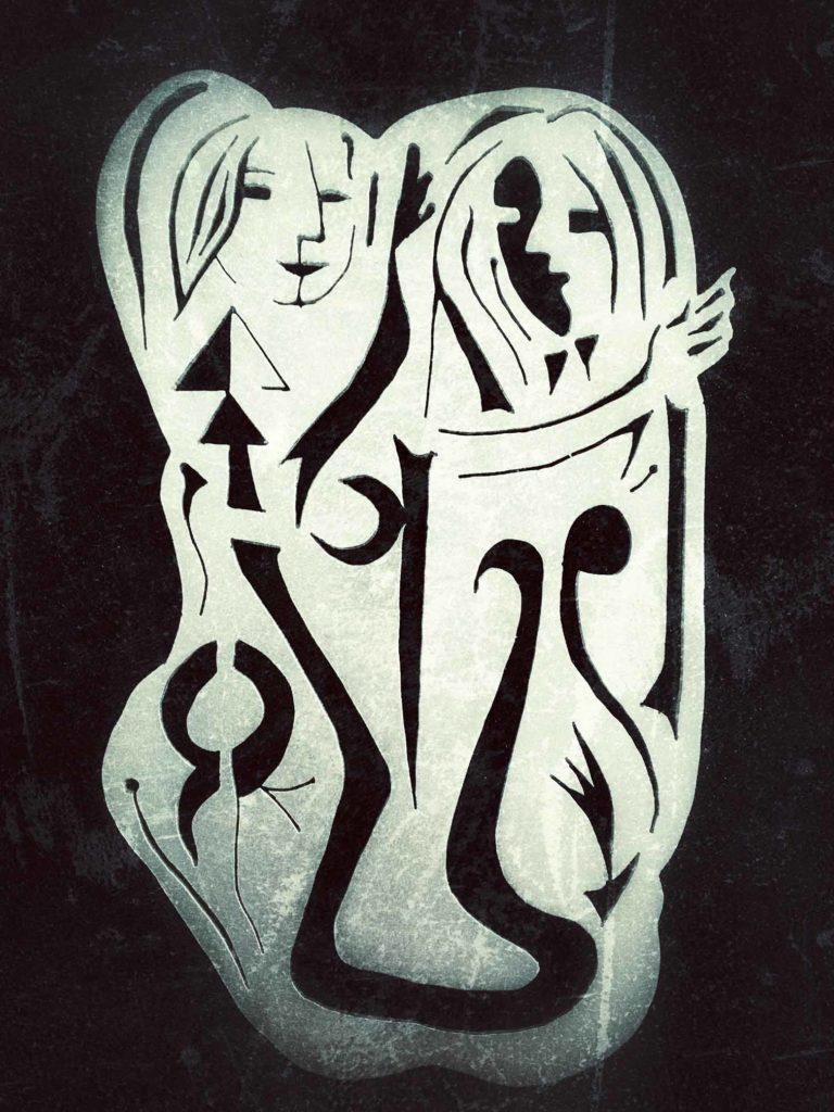 Punto de libro Picasso