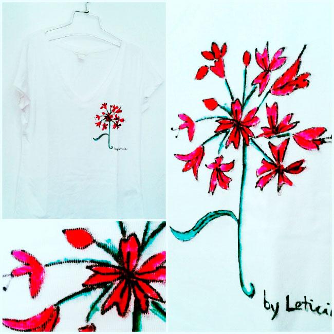 Camisetas Leticia Viadas